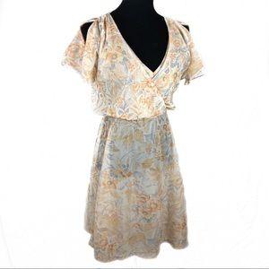 Flirty vintage 70's sun dress